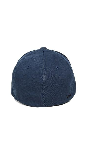 RVCA Metro Flexfit Hat