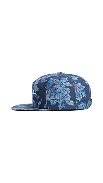 RVCA Bora Unstructured Hat