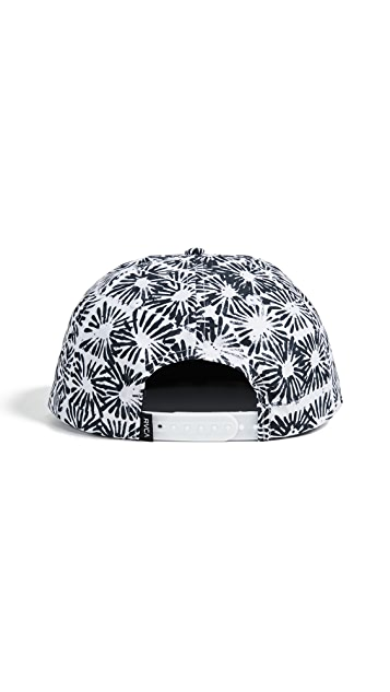 RVCA Duh Loris Unstructured Hat