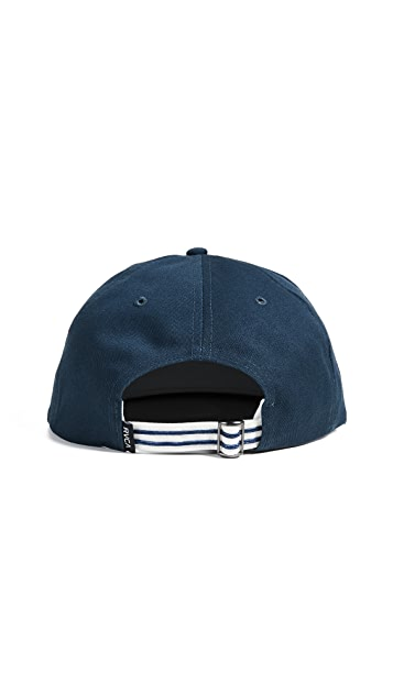 RVCA Flags Unstructured Hat