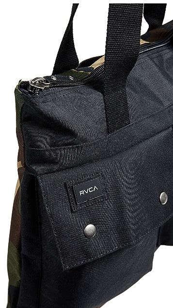 RVCA Veteran Tote Bag