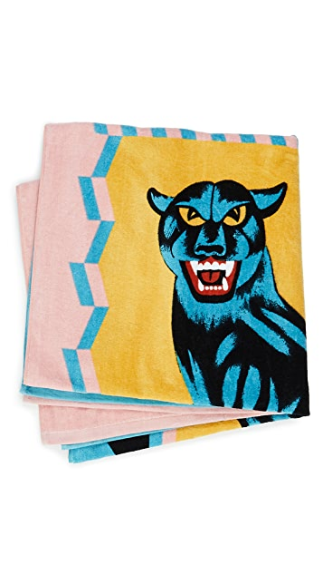 RVCA Panther Towel