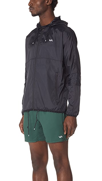 RVCA Hexstop II Jacket
