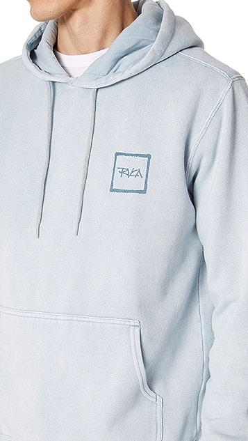 RVCA Scrawl Pullover Hoodie