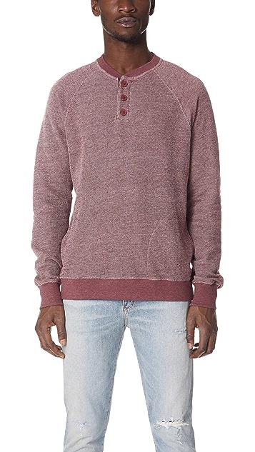 RVCA Capo Henley Shirt