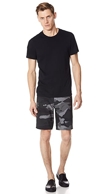 RVCA Bruce Warp Swim Trunks