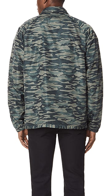 RVCA VA All the Way Coach Jacket
