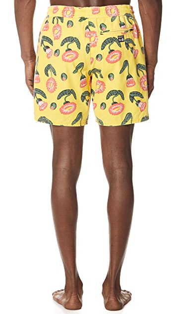 RVCA LP Swim Trunks