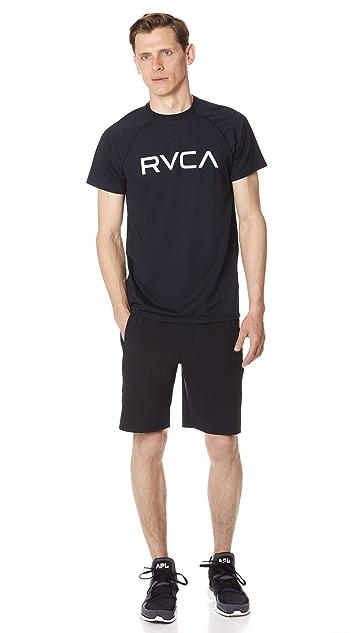 RVCA Short Sleeve Tee