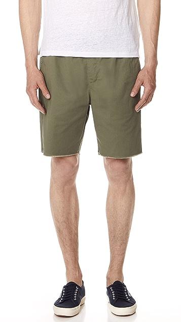 RVCA AT Dayshift Shorts