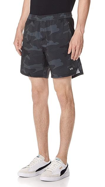 RVCA ATG Shorts