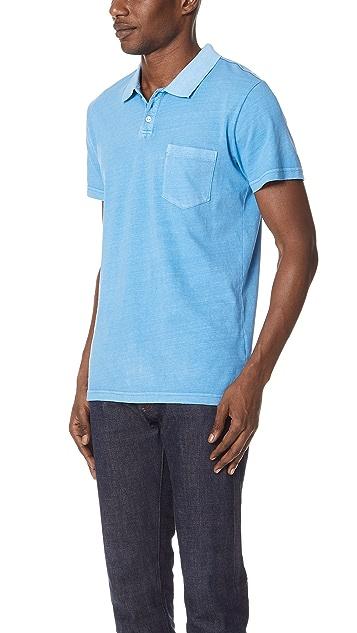 RVCA PTC Pigment Polo Shirt