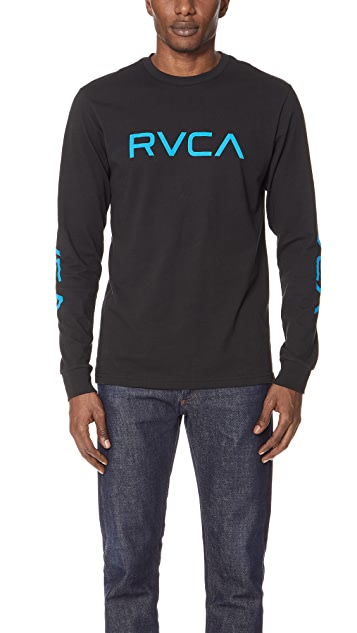 RVCA Long Sleeve Tee