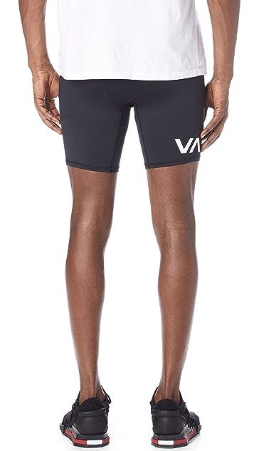 RVCA CA Sport Comp Shorts