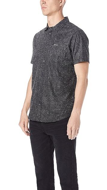 RVCA Benji Short Sleeve Shirt