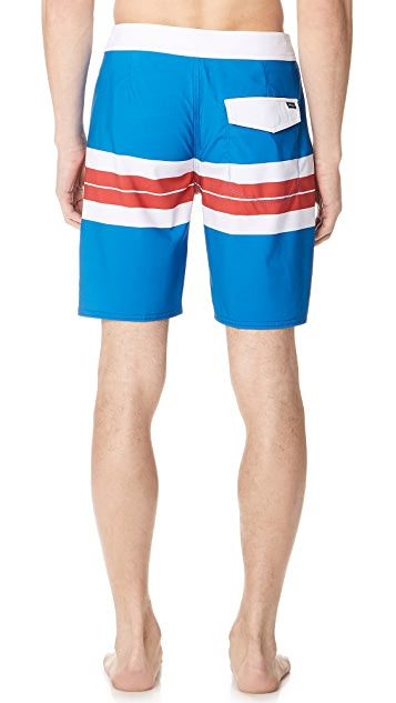 RVCA Campbell Swim Trunks