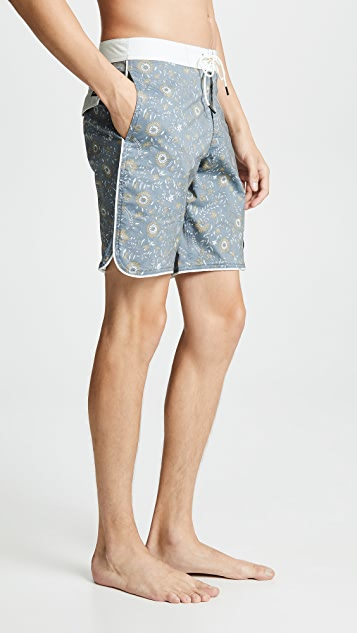 RVCA Trinity Swim Trunks