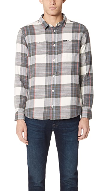 RVCA Ludlow Flannel Shirt