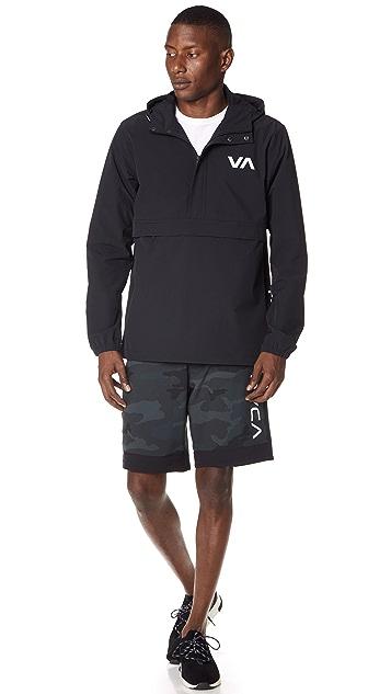 RVCA Challenger Shorts