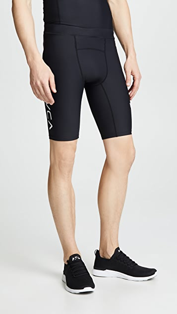 RVCA VA Compression Trunks