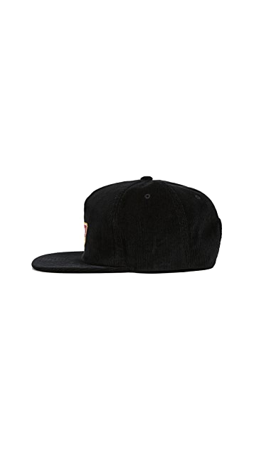 RVCA Sign Patch Cap