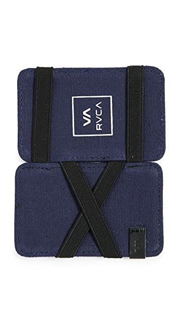 RVCA Magic Wallet