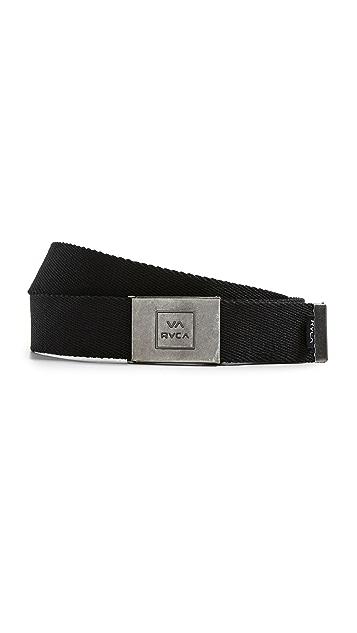 RVCA Falcon Web Belt