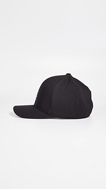 RVCA Warner Flex Fit Hat