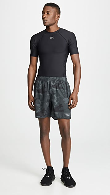 RVCA VA Sport Yogger III Walk Shorts