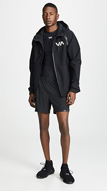 RVCA VA Tech Shorts