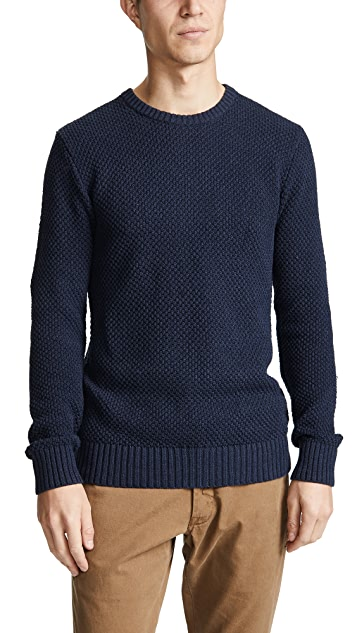 RVCA Dispatch Crew Neck Sweater