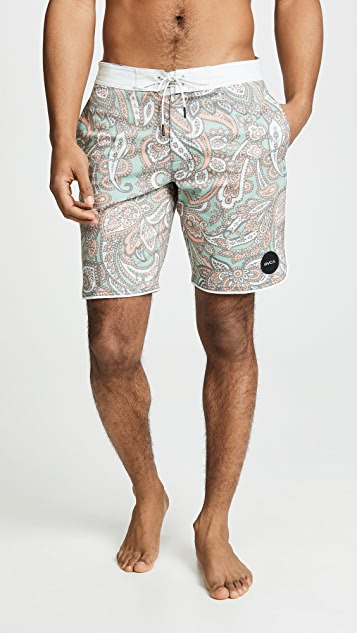RVCA Siegel Trunks