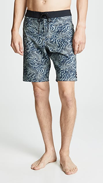 RVCA Halston Trunks