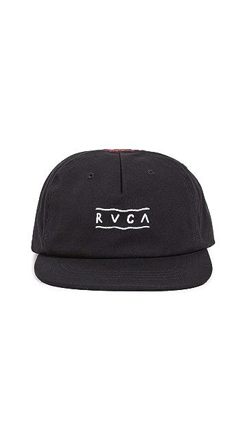 RVCA Tom Gerrard Snapback Hat