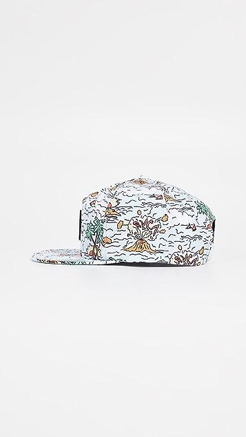 RVCA Tristan Ceddia Print Hat