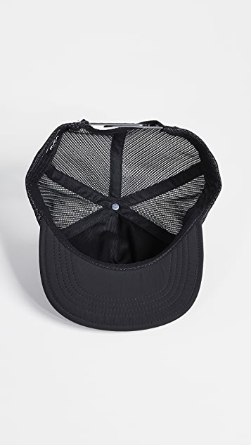RVCA Travel Trucker Hat