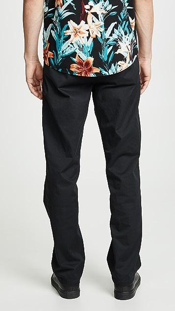 RVCA Weekend Elastic Pants