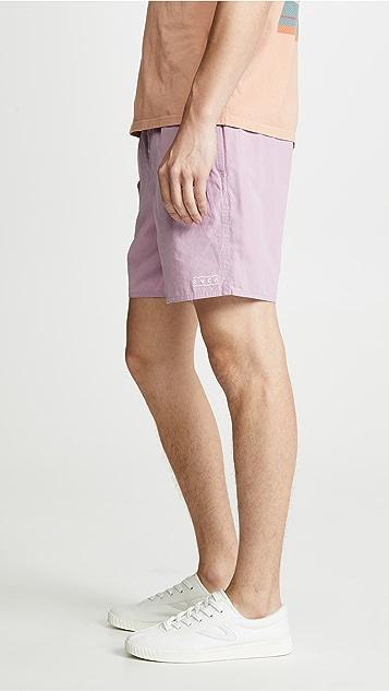 RVCA Gerrad Elastic Shorts