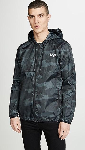 RVCA Hexstop Jacket