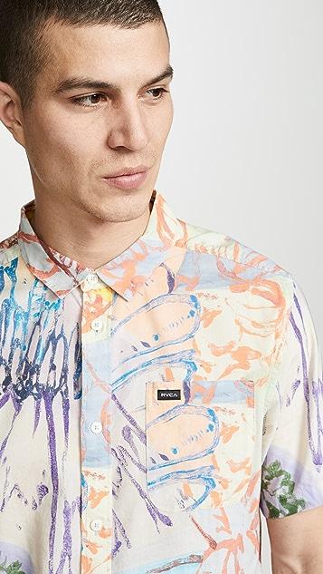 RVCA Vaughn Floral Shirt
