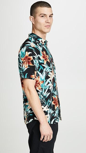 RVCA Montague Floral Shirt