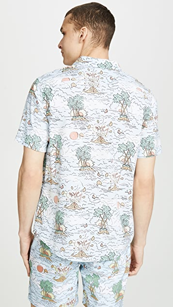RVCA Ceddia Shirt