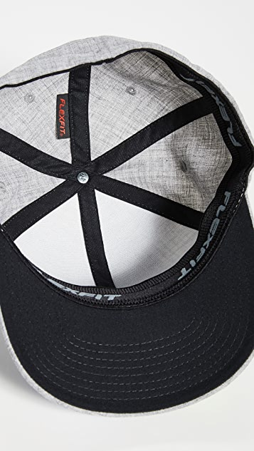 RVCA Flex Fit Scores Hat