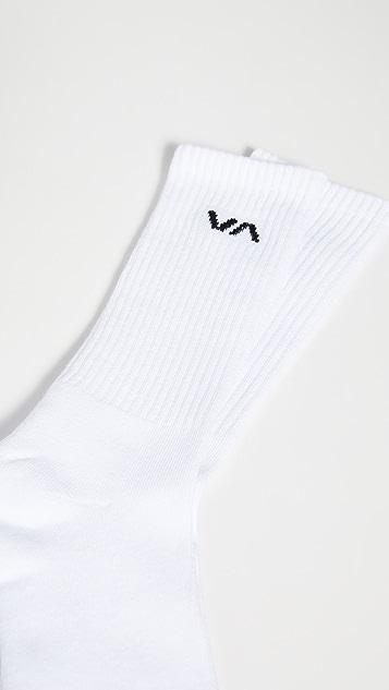 RVCA Union Skate Socks