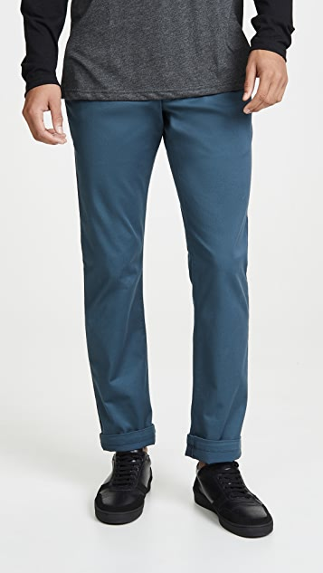 RVCA The Weekend Stretch Trousers
