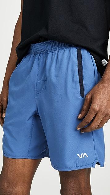RVCA VA Sport Yogger III Shorts