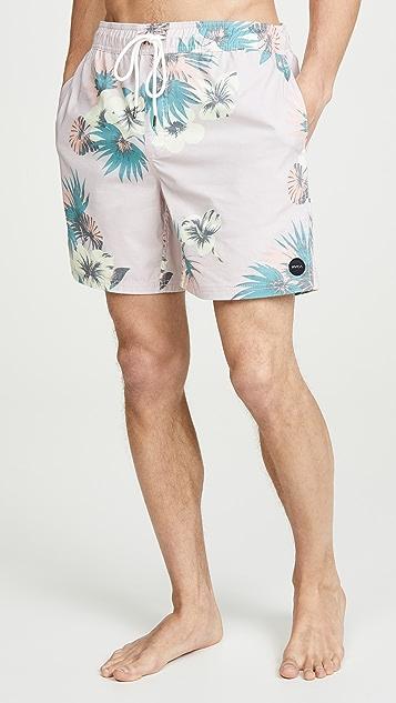RVCA Eclectic Elastic Shorts