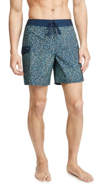 RVCA Higgins Trunks