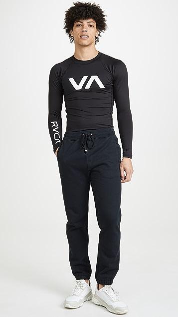 RVCA Va Sport Long Sleeve Sport Rashguard