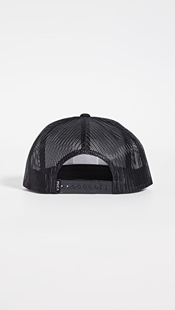 RVCA VA All The Way Truck Hat